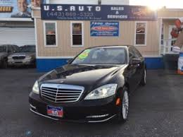 used mercedes s550 4matic for sale used mercedes s class for sale in easton md 102 used s
