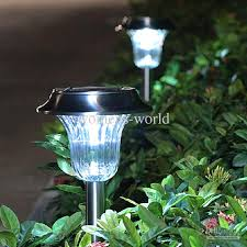 Solar Landscape Light - led solar landscape lights with 2017 outdoor insert garden and 10
