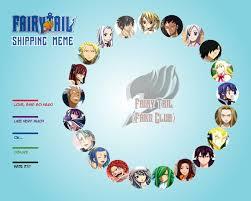 I Ship It Meme - fairy tail shipping meme by riony yagameratsu on deviantart