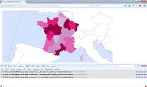 Interactive Europe Map by Interactive And Multivariate Choropleth Maps With D3 Sack