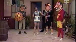 El Chavo Halloween Costume Esta Boca Es Mia En La Vecindad El Chavo Del 8 Comedia