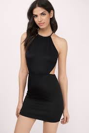 black bodycon dress black bodycon dress open back dress bodycon dress 11