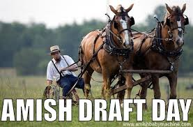 Draft Day Meme - amish draft day 2014 amish baby machine podcast