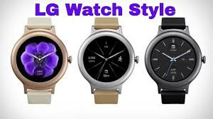 amazon black friday lg amazon deal alert lg watch style on sale android wear smartwatch