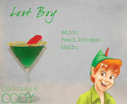 Best Party Cocktails - these 30 best disney themed party cocktails for grown ups