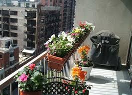 small balcony garden decoration ideas with flower u2013 folat