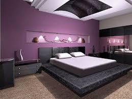 purple bedroom ideas with elegant design the new way home decor