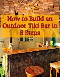 Backyard Tiki Bar Ideas Backyard Tiki Bar Ideas U2013 Airportz Info