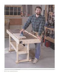 new yankee workshop workbench with plans garage remodel