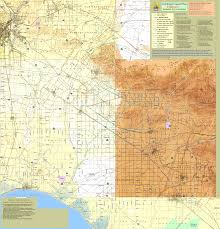 Porter Ranch Map History Of L A To Anaheim Roads Myrons Mopeds