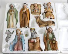 home interior nativity set lladro three figure porcelain nativity set holy family jesus