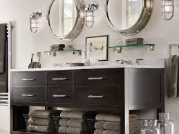 Pottery Barn Mirror Knock Off by Bathrooms Design Pottery Barn Mirrored Vanity Distinctive Table