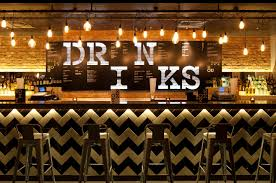 Restaurants Decor Ideas Restaurant Bar Decor Ideas Streamrr Com