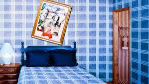 who stole the 165m de kooning found behind a bedroom door