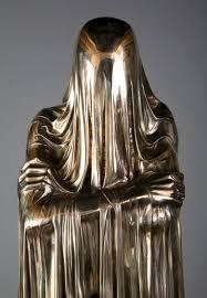 Drapery Art Kevin Francis Gray Sculptures