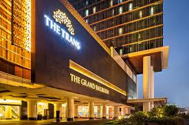 grand ballroom trans hotel bandung mix developement