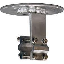 mirror mount beacon lights aluminum strobe light mounting bracket iowa80 com