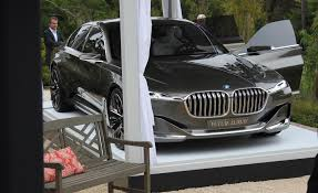 bmw future luxury concept bmw vision future luxury concept pictures photo gallery car