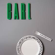 buchstaben design grüne holz buchstaben design letters bei connox at