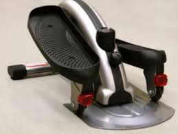 Under Desk Exercise by Small Elliptical Exercise Device May Promote Activity While