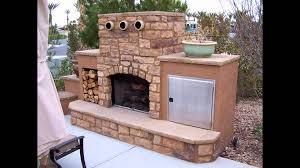outdoor fireplaces and kitchens san antonio tx youtube