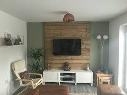 living naperville residency living room black tile laminate