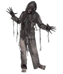 halloween costumes werewolf civil war union zombie mens costume zombie costumes