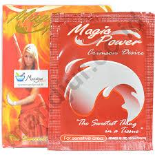 tissue magic power crimson desire