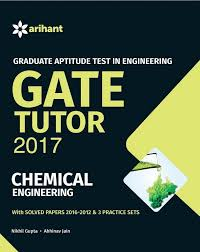buy gate tutor 2017 chemical engineering book online at low prices