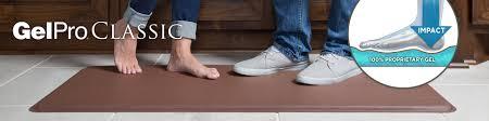 gelpro gel filled comfort floor mats in elegant fashionable styles