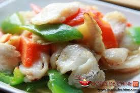 cuisine chinoise poisson sauté de poisson snakehead recette chinoise