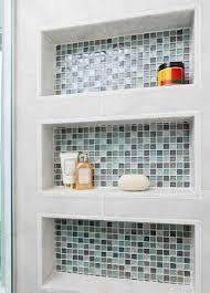 Small Bathroom Shelving Ideas Colors Best 25 Recessed Shelves Ideas On Pinterest Built In Shelves