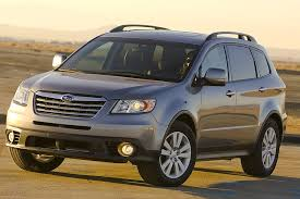 Subaru Tribeca Interior 2008 Subaru Tribeca Overview Cars Com