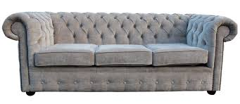 Fabric Chesterfield Sofa Buy Mink Coloured Fabric Chesterfield Sofa Bed