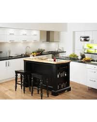 powell kitchen islands deals on powell raeford kitchen island and stool