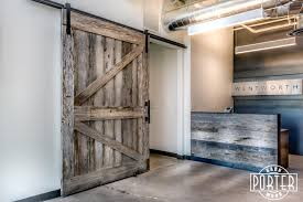 wentworth office porter barn wood