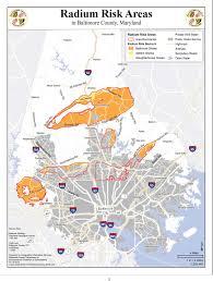 Washington State Radon Map by Water Sampling Home Land Septic Consulting Llc