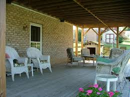 Designer Decks And Patios by Create A Comfortable And Relaxing Place For Your Family By