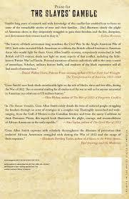 the slaves u0027 gamble choosing sides in the war of 1812 gene allen