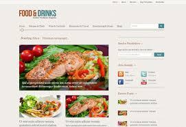 themes wordpress restaurant free 23 free food and restaurant wordpress themes themes building