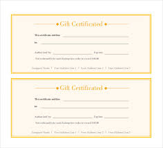 10 formatted gift border and psd certificate templates