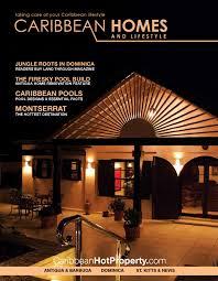 caribbean homes u0026 lifestyle 9 summer2009 by leeward consultants