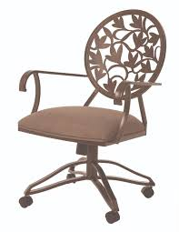 Dining Room Chair Casters Rolling Dining Chair Casual Rolling Caster Dining Chair With