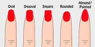 photos nail shapes nail designs