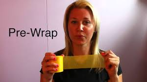pre wrap headband pre wrap band by carolyn zepf sports therapy