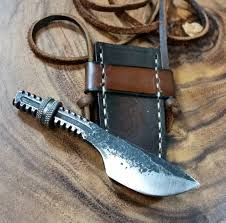 fancy knives pipe wrench knife knives blades tools bushcraft pinterest