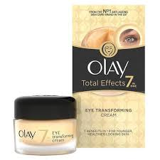 Olay Eye olay total effects moisturiser eye transforming 15ml superdrug