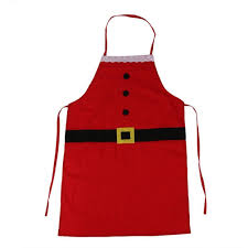amazon com christmas decoration santa apron morecome home