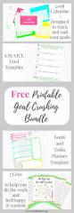 25 unique goals template ideas on pinterest personal