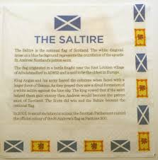 scottish flags napkins scottish sword u0026 more scottish sword u0026 more